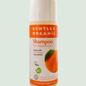 Bentley Organic For Frequent Use Travel Shampoo