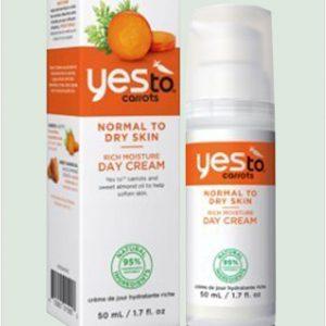Yes To - Carrots - Rich Moisture Day Cream - 50ml