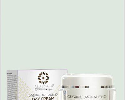 Alassala Organic Anti-ageing cream