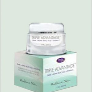 Life-flo Triple Advantage with DMAE, Alpha Lipoic Acid & Vitamin C - 50ml