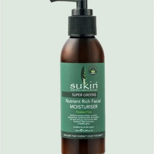 Sukin Super Greens - Nutrient Rich Facial Moisturiser - 125ml