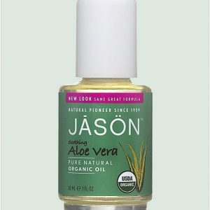 Jason Soothing Aloe Vera Organic Oil