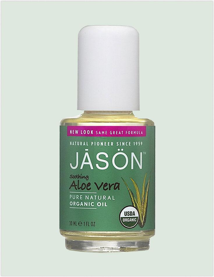Jason Soothing Aloe Vera Pure Natural Organic Oil