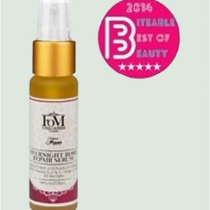 FOM Overnight Rose Repair Serum Oil - 25ml