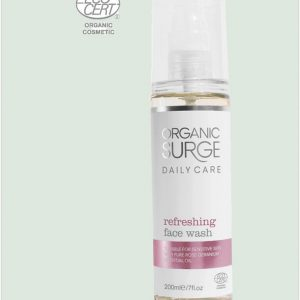 Organic Surge Daily Care Refreshing Face Wash - 200ml