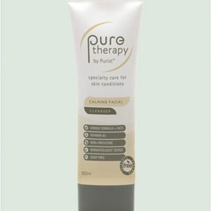 Pure Therapy Calming Facial Cleanser - 180ml