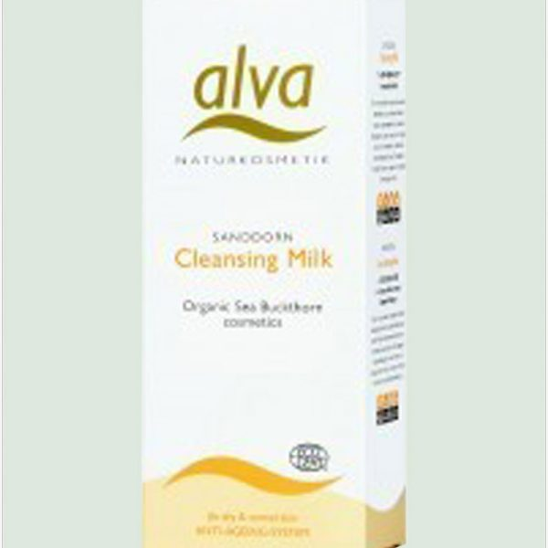 Alva Sanddorn Cleansing Milk - 150ml