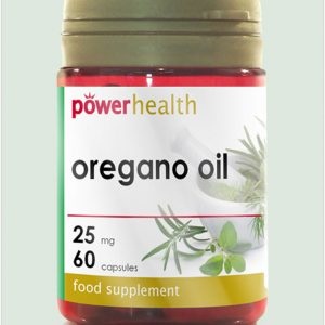 Oregano Oil 25mg 60s