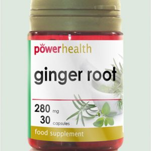 Ginger 280 mg 30s