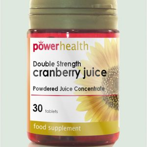 Cranberry Juice Double Strength 4500mg 30s