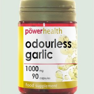 Odourless Garlic 1000 mg (One A Day) 90s