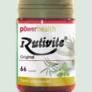 Rutivite (500mg Green Buckwheat) 66s