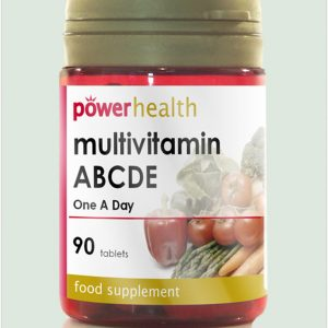 Multivitamins ABCDE 90s