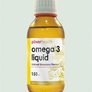 Omega 3 Liquid For Children Natural Strawberry Flavour 150ml