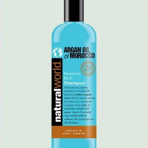 Natural World Argan Oil Shampoo