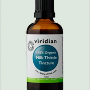 Organic Milk Thistle Tincture 50 ml