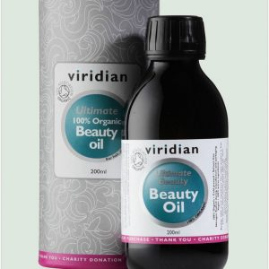100% Organic Ultimate Beauty Oil 200 ml