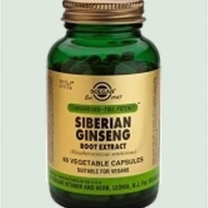 Siberian Ginseng Root Extract 60 vcaps