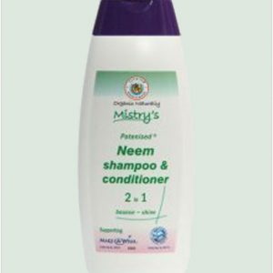 Organic Naturally Mistry's Neem Shampoo and Conditioner