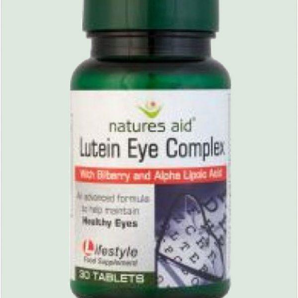 Lutein Eye Complex 30 Vegcaps