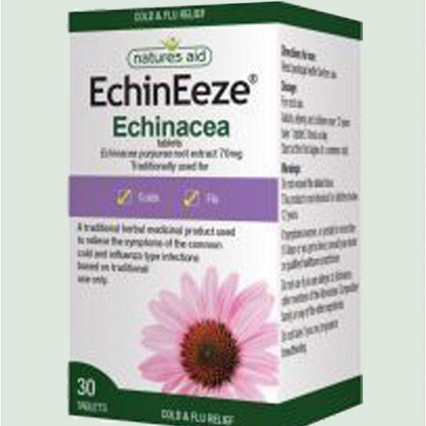 EchinEeze 70mg (Echinacea) 30 tablets