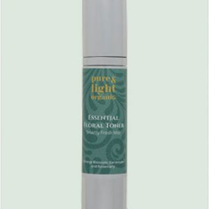 Pure & Light Organic Floral Toner 45ml