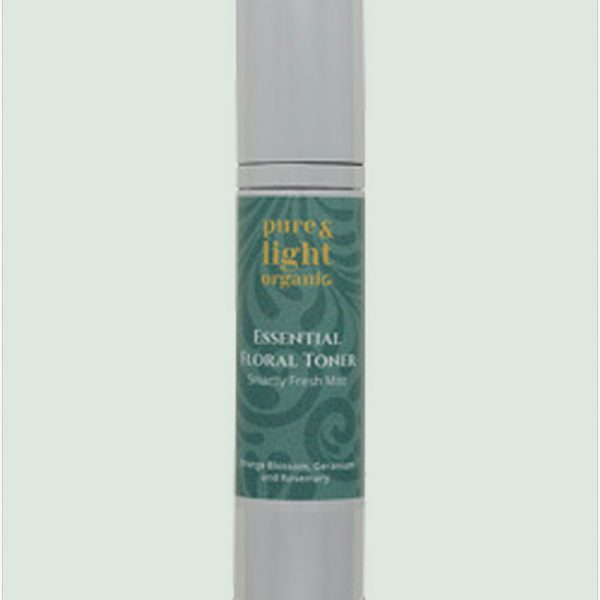Pure & Light Organic Floral Toner 45ml