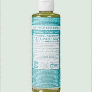 Dr. Bronner Liquid Soap Baby Mild 118ml