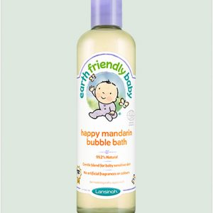 Happy Mandarin Bubble Bath 300ml