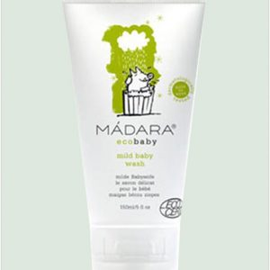 Madara Oat & Chamomile Gentle Baby Wash 150ml