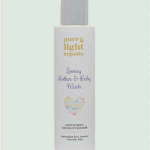 Pure & Light Organic Loving Mother & Baby Wash 150ml