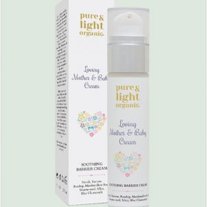 Pure & Light Organic Loving Mother & Baby Cream 50ml