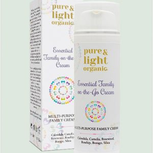 Pure & Light Organic Essential Family On-The-Go Cream 50 ml