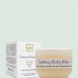 Pure & Light Organic Soothing Baby Balm 50ml
