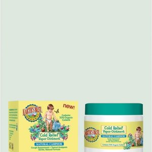 Jason Earth's Best Cold Relief Vapour Ointment 80g