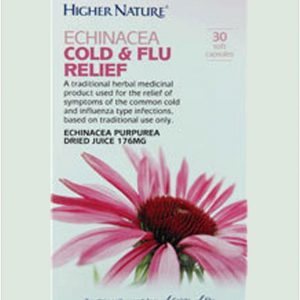 Echinacea Cold & Flu Relief 30Caps