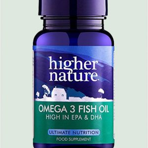 Omega 3 Fish Oil 30 Gelcaps