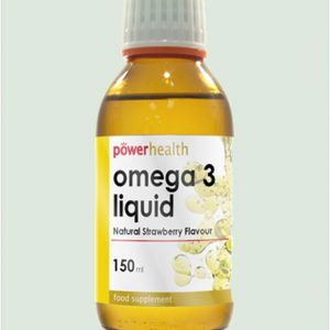 Omega 3 Liquid Natural Strawberry Flavour 150ml
