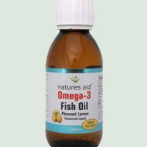 Omega 3 Fish Oil Lemon Flavour 150ml