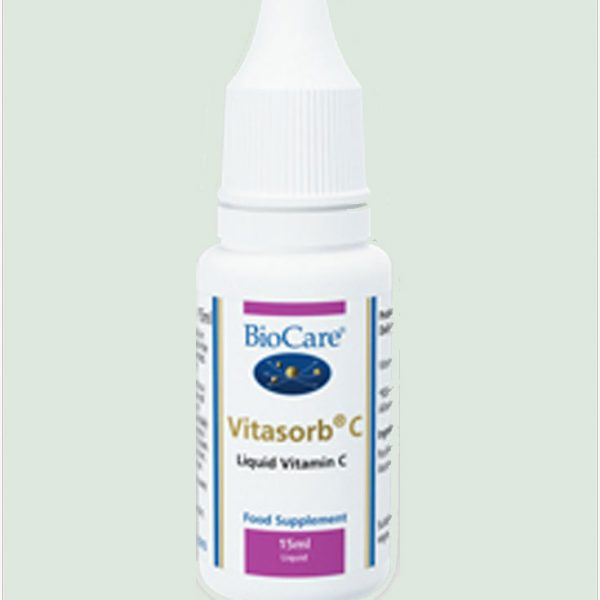 Vitasorb C ( liquid vitamin C) 15ml