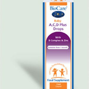 Baby A,C,D Plus Drops 15ml