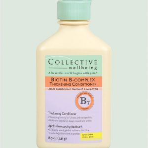 Collective Wellbeing Biotin B-Complex Thickening Conditioner
