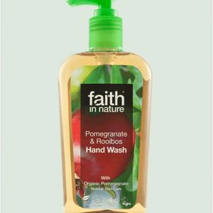 Faith in Nature Pomegranate and Rooibos Handwash