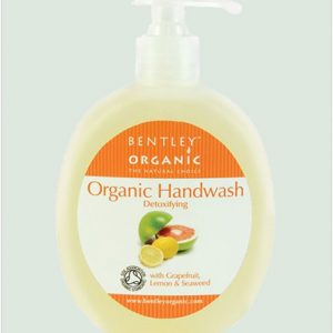 Bentley Organics Grapefruit, Lemon and Seaweed Detoxifying Handwash