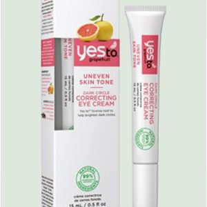 Yes to Uneven Skin Tone Dark Circle Eye Cream 15ml