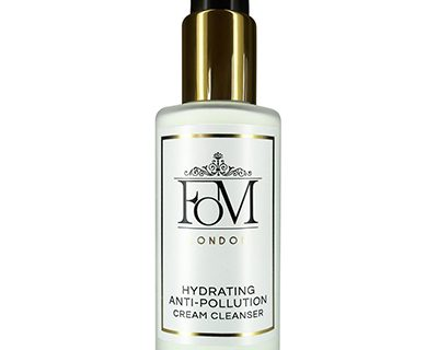 Hydrating anti-pollution cream cleanser 100ml