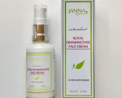 Janna Organic Royal Frankincense Face Cream